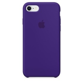 Apple Originale Silicon Case Ultra Violet Apple Iphone 7  8