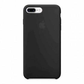Cover originale Apple Silicon Case Black iPhone 7 Plus  8 Plus