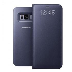 Cover Viola con finestra LED Samsung S8
