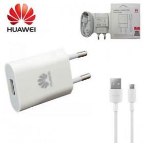 Carica Batterie da rete 2A Micro USB Quick Charge Originale Huawei Bianco