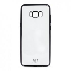 Cover Clear Zero Metal Samsung Galaxy S8 Black