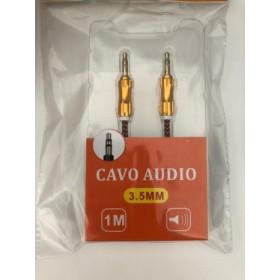Cavo Audio 3.5MM da 1 MT