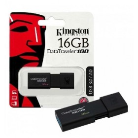 Pen Drive Kingston 16gb  DataTraveler100 G3
