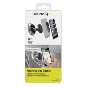Supporto universale SBS per smartphone magnetico, aggancio da bocchetta d\'areazione