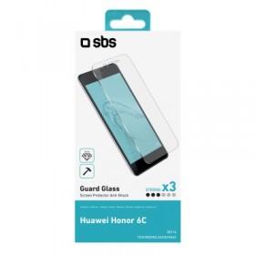 Screen protector, vetro temperato ultra resistente per Huawei honor 6c/nova smart