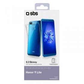 Cover per Huawei Honor 9 Lite, colore trasparente