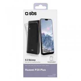 Cover per Huawei P20 Plus/P20 Pro, colore trasparente
