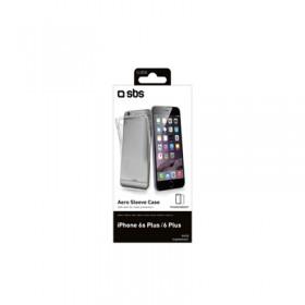 Cover Aero in TPU EXTRASLIM, colore Trasparente, per iPhone 6 Plus / iPhone 6s Plus