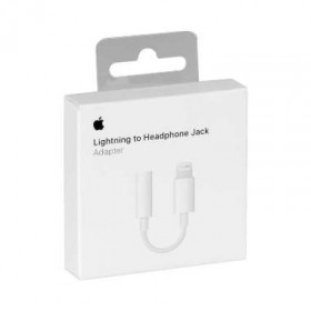 Cavo APPLE Lightning to jack 3.5 mm